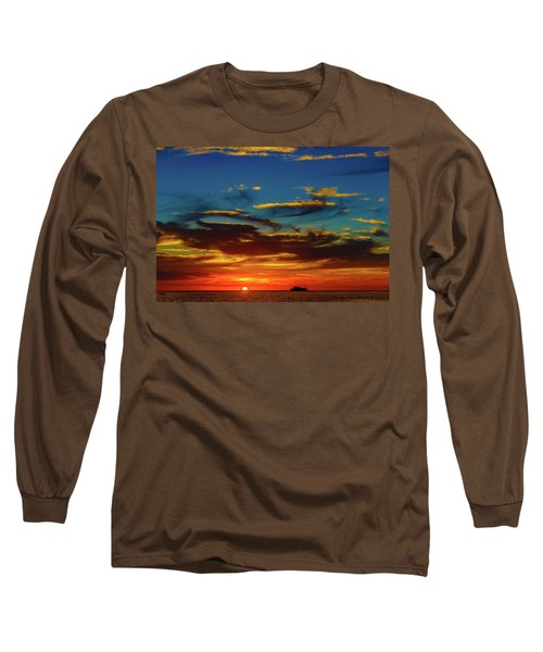 December 17 Sunset Long Sleeve T-Shirt