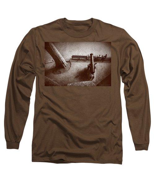 Defending London Long Sleeve T-Shirt
