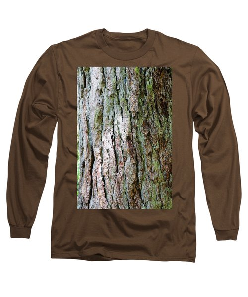 Details, Old Growth Western Redcedars Long Sleeve T-Shirt