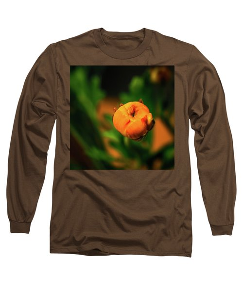 Dimensionality In Sphere Long Sleeve T-Shirt