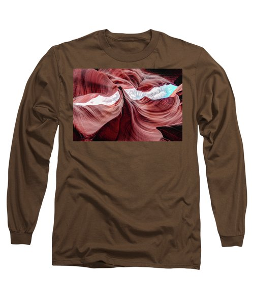 Divided View Long Sleeve T-Shirt