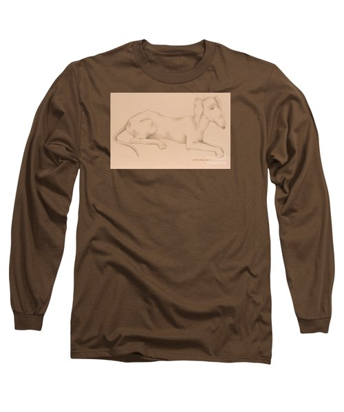 Doxies, Bad To The Bone Long Sleeve T-Shirt