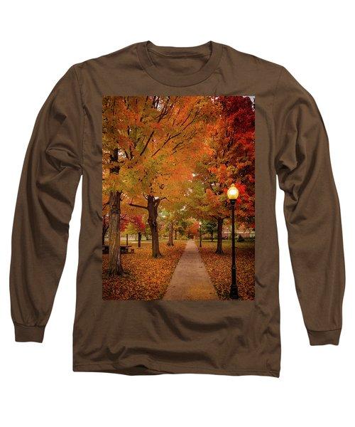 Drury Autumn Long Sleeve T-Shirt