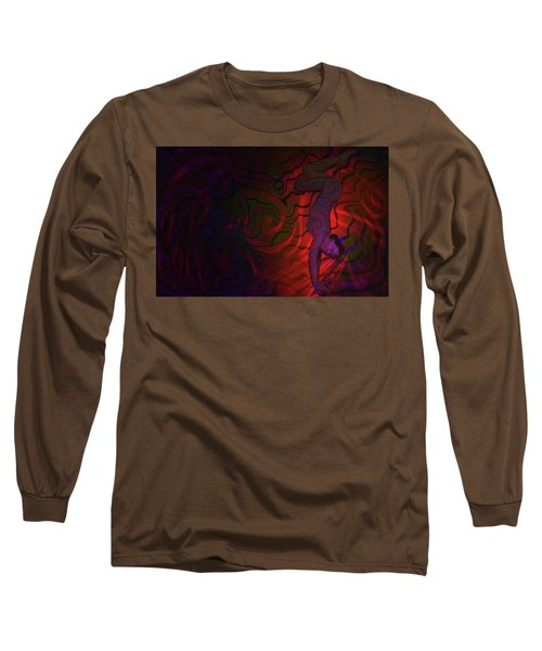 Dynamic Color 3 Long Sleeve T-Shirt