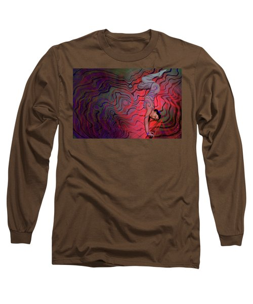 Dynamic Color2 Long Sleeve T-Shirt