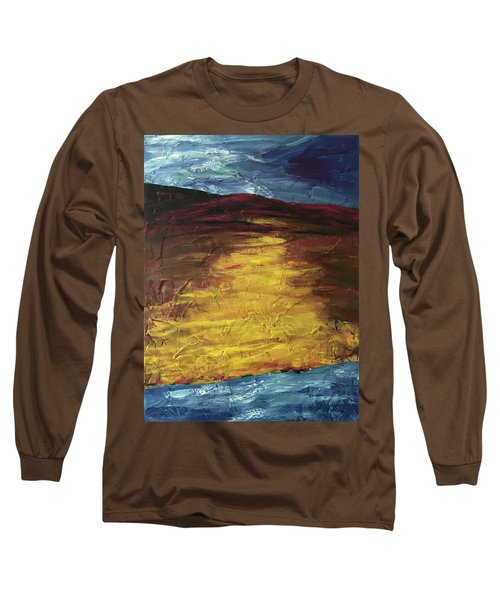 Earth In The Between Long Sleeve T-Shirt