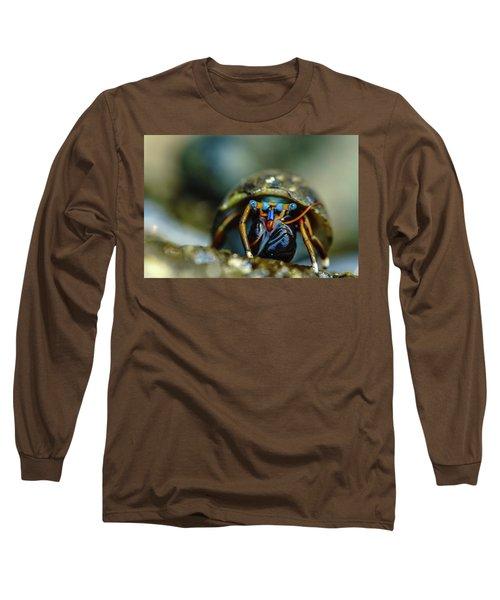 Eye To Eye Long Sleeve T-Shirt