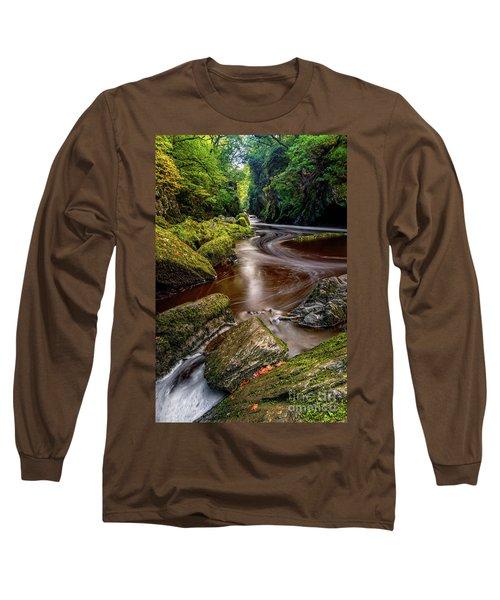 Fairy Glen Gorge Long Sleeve T-Shirt