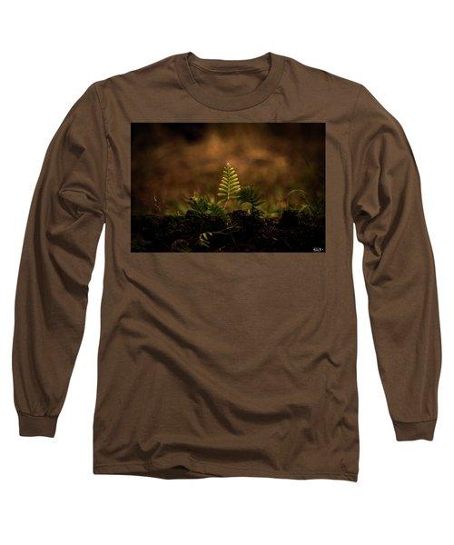 Fern Of Life Long Sleeve T-Shirt