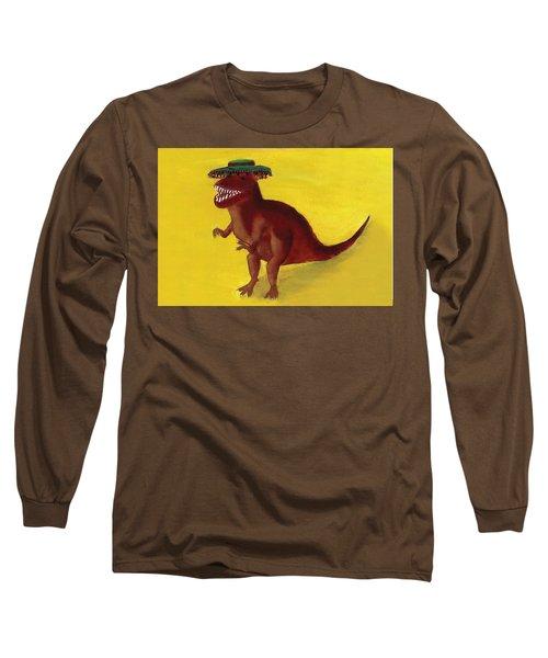 Fies-t-rex Long Sleeve T-Shirt