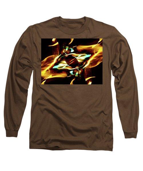 Fire Eye Long Sleeve T-Shirt