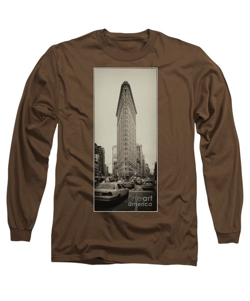 Flatiron Long Sleeve T-Shirt