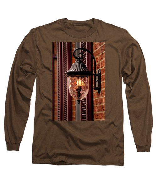 Frederick Lamp Long Sleeve T-Shirt