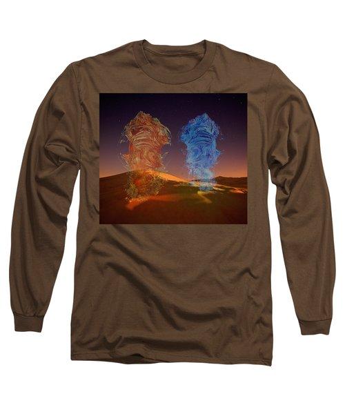 Genies Dance Long Sleeve T-Shirt