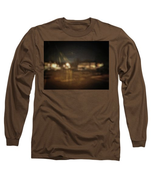 ghosts I Long Sleeve T-Shirt