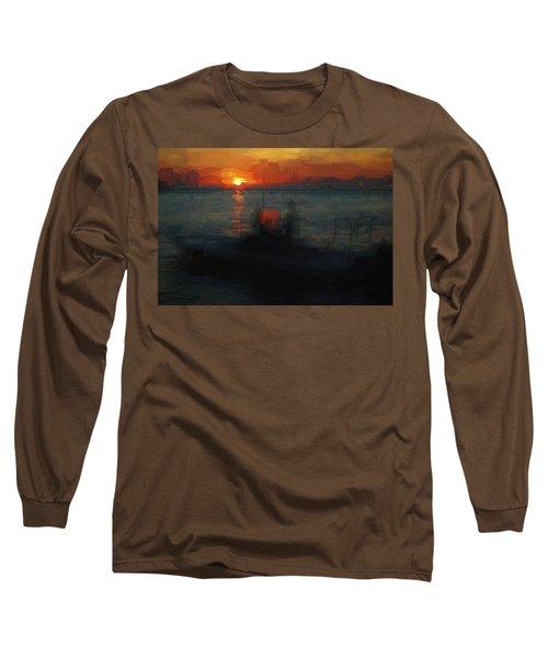 Going Fishin' Long Sleeve T-Shirt