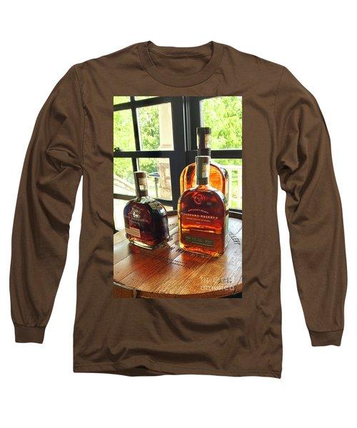 Golden Bourbon 2 Long Sleeve T-Shirt