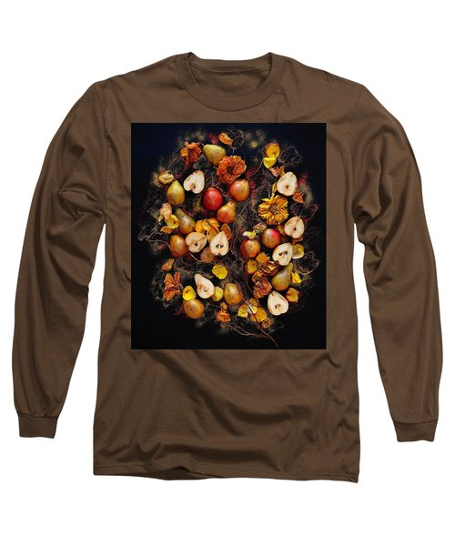 Golden Pear Tree Long Sleeve T-Shirt