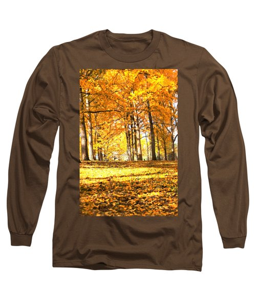 Have A Seat Long Sleeve T-Shirt