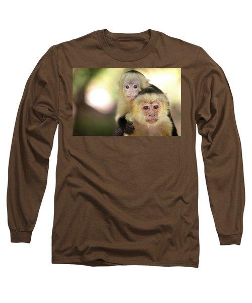 Hitching A Ride Long Sleeve T-Shirt