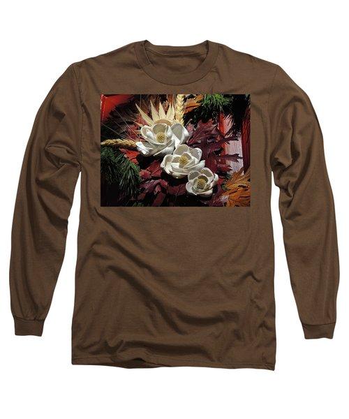 Holiday Shells Long Sleeve T-Shirt