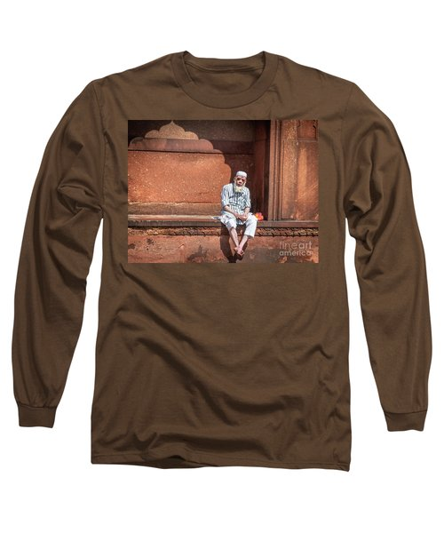 Holy Man Long Sleeve T-Shirt