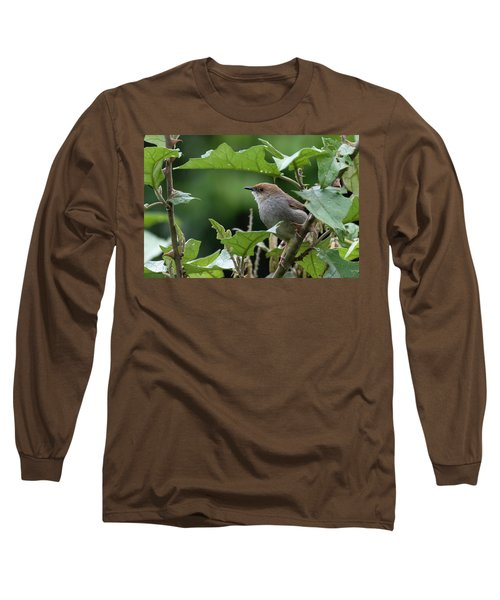 Hunter's Cisticola Long Sleeve T-Shirt