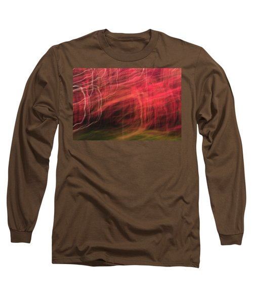 In Depth Of A Forest Long Sleeve T-Shirt