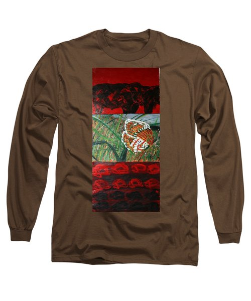 In The Scheme Of Things Long Sleeve T-Shirt
