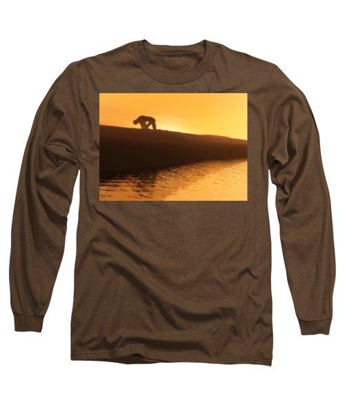 Indomitable Long Sleeve T-Shirt
