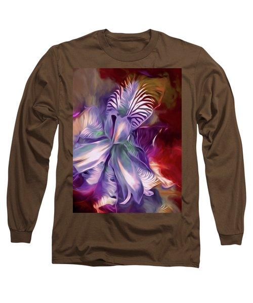 Iris Splendor 12 Long Sleeve T-Shirt