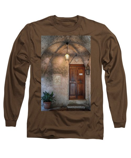 Italian Charm Long Sleeve T-Shirt