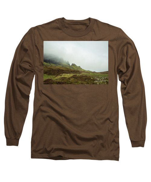 Journey To The Quiraing Long Sleeve T-Shirt