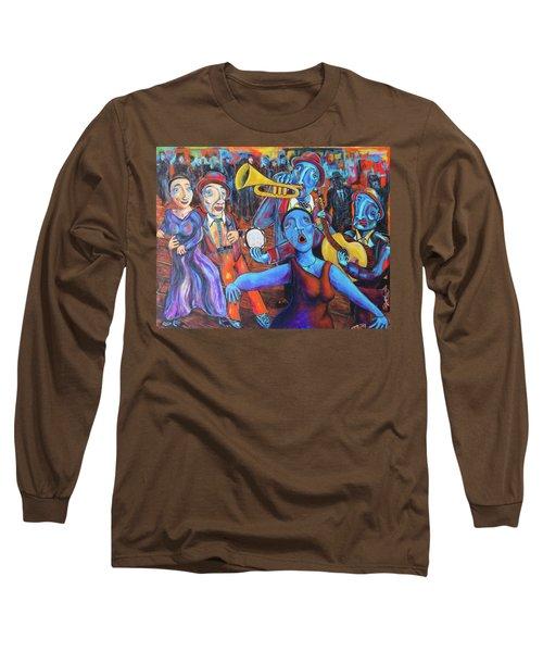 Juke Joint Long Sleeve T-Shirt