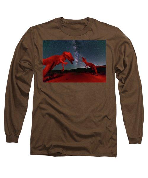Jurassic Long Sleeve T-Shirt