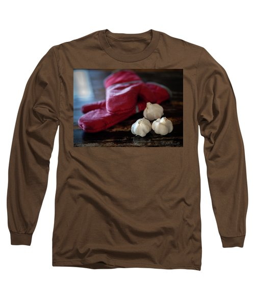 Kitchen Colors Long Sleeve T-Shirt
