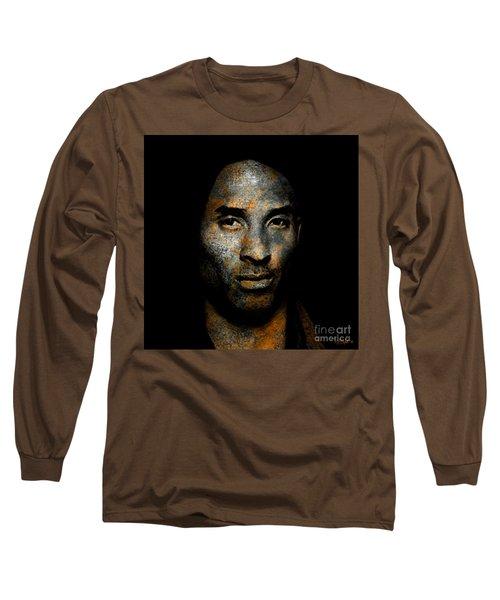 Kobe Bean Bryant Long Sleeve T-Shirt
