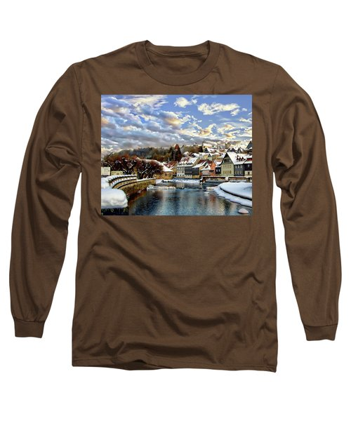 Kronach Winter Scene Long Sleeve T-Shirt