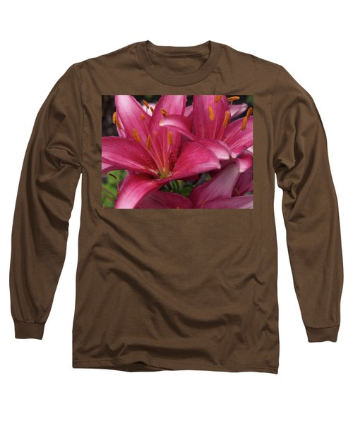 Lilixplosion  2 Long Sleeve T-Shirt