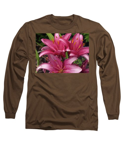 Lilixplosion 3 Long Sleeve T-Shirt