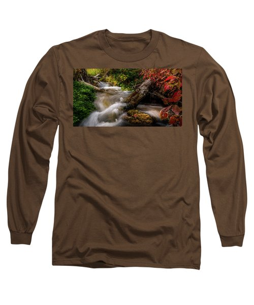 Little Deer Creek Autumn Long Sleeve T-Shirt
