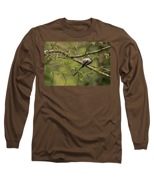 Long Tailed Tit Long Sleeve T-Shirt