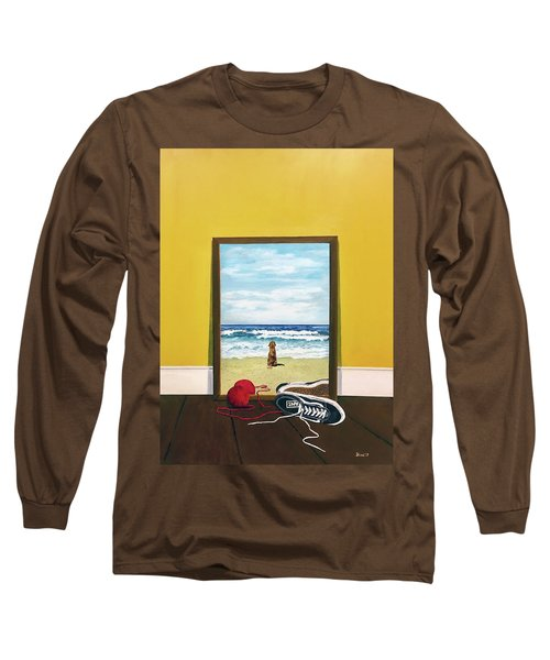 Loose Ends Long Sleeve T-Shirt