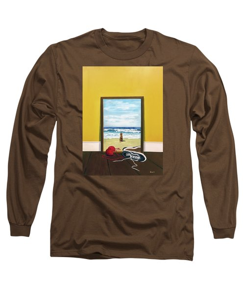 Loose Ends Long Sleeve T-Shirt