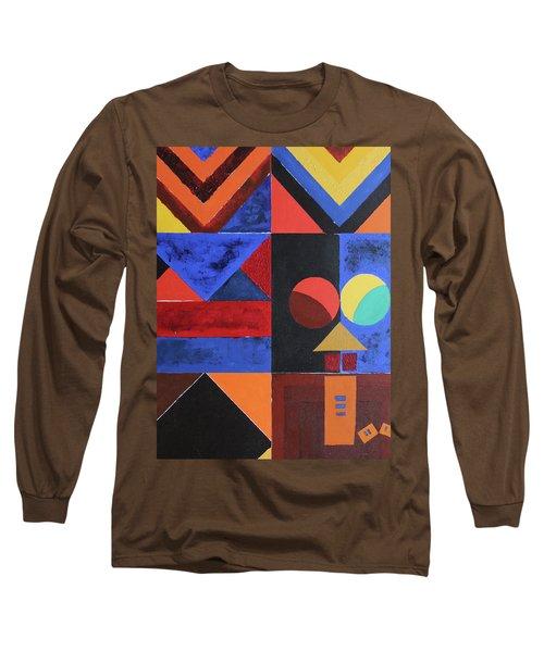Magical Lines  Long Sleeve T-Shirt