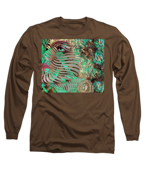 Mask What Hides 3 Long Sleeve T-Shirt