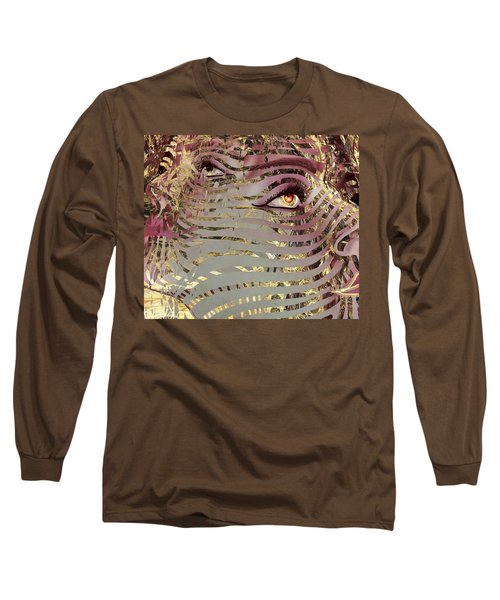 Mask What Hides 4 Long Sleeve T-Shirt