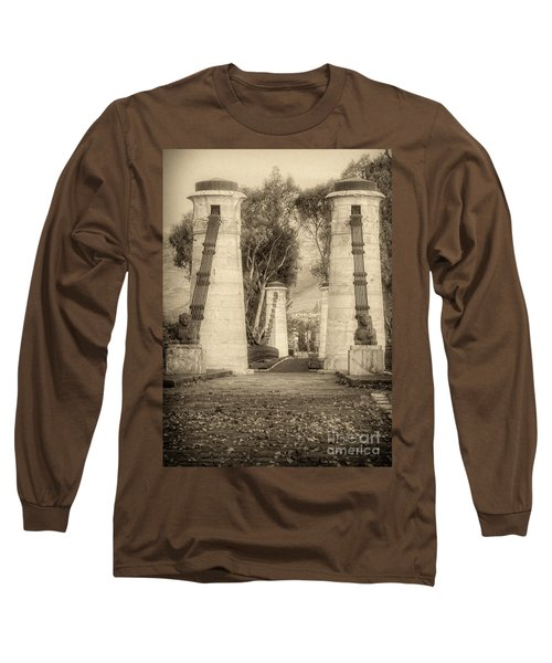 Medieval Bridge Long Sleeve T-Shirt