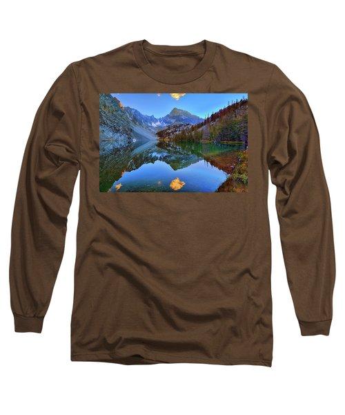 Merriam Mirror Long Sleeve T-Shirt