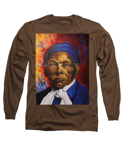 Ms. Tubman Long Sleeve T-Shirt